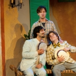 Scapino, Theatre Production at Woods Theatre